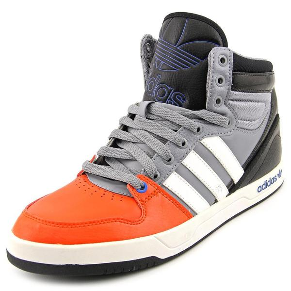 Adidas Men's 'Court Attitude' Synthetic High-top Athletic Shoes