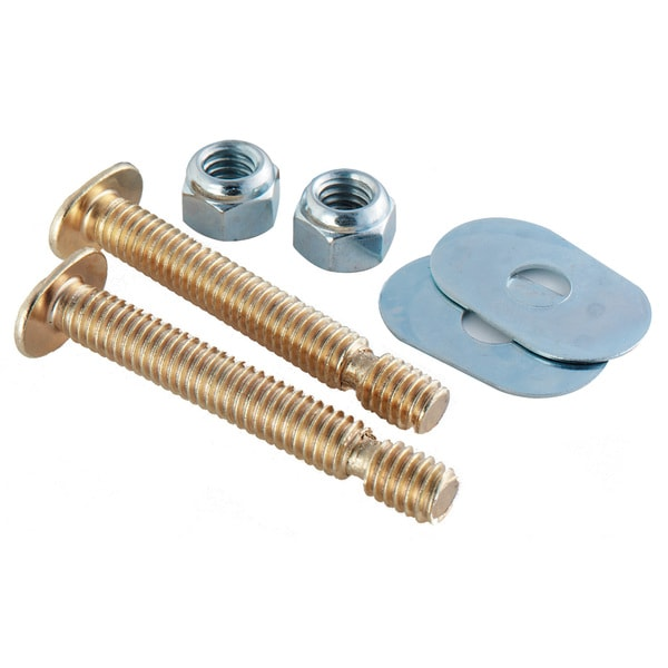 Plumb Craft Waxman 7642150N Toilet Snap-Off Bolt Set