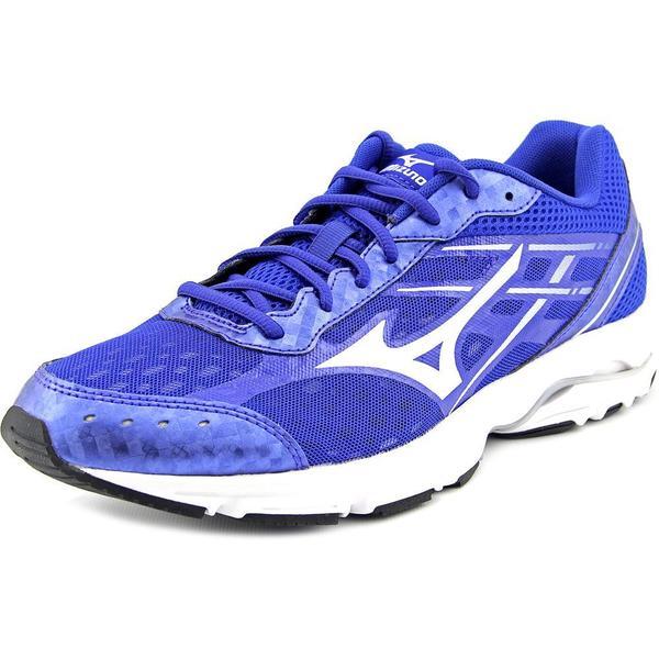 Mizuno Men's 'Wave Unite 2' Blue Mesh Athletic Shoes