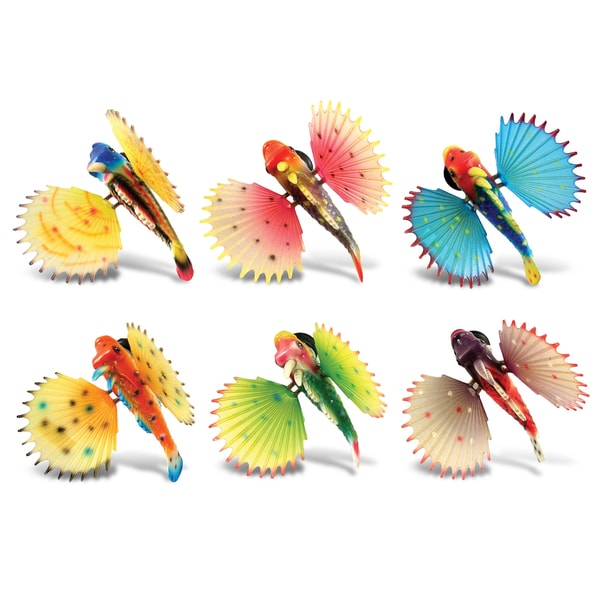 Flying Fish Bobble Magnet