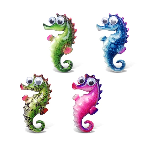 Puzzled Inc. Sea Horse Bobble-eye Magnet 20135016
