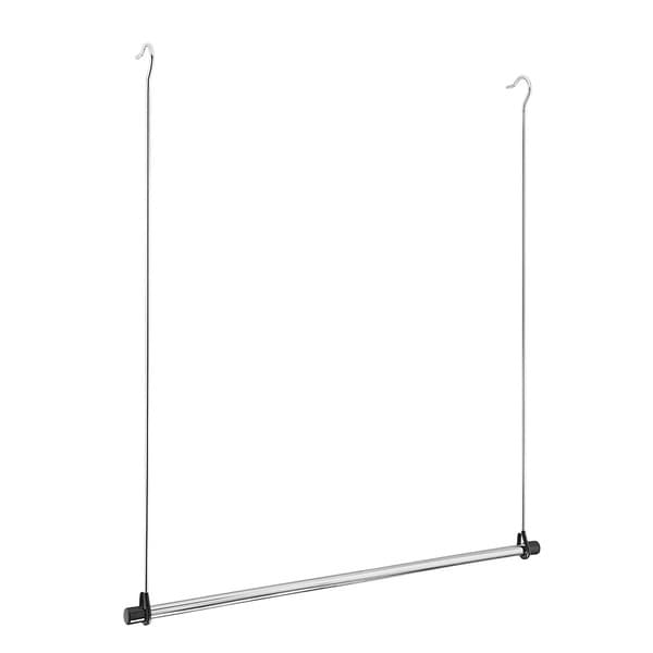 Whitmor 6021-378 Double Hang Closet Rod