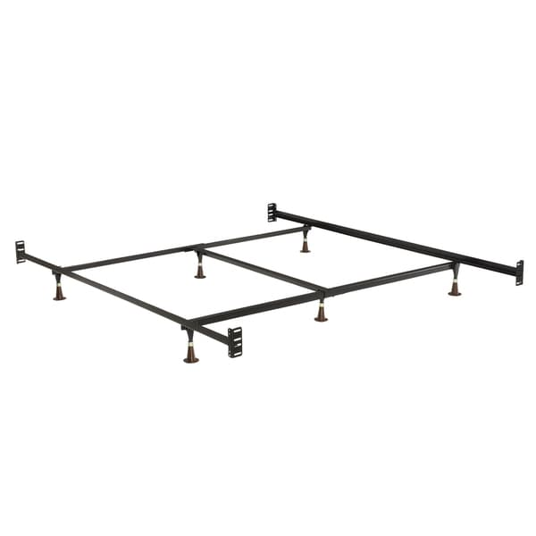 Metal Eastern King-size Bed Frame
