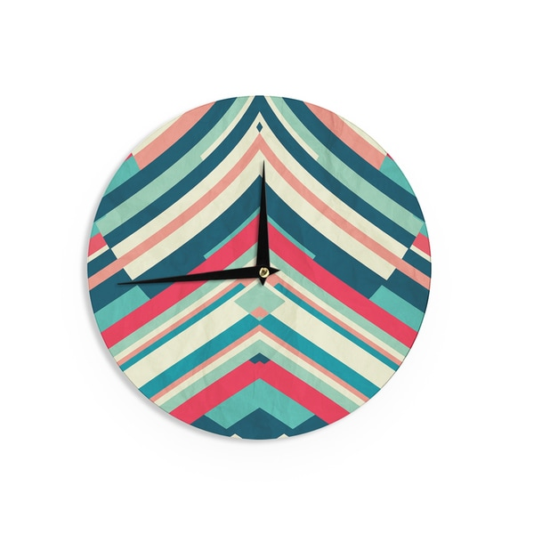 KESS InHouse Danny Ivan 'Goodnight Nobody' Wall Clock