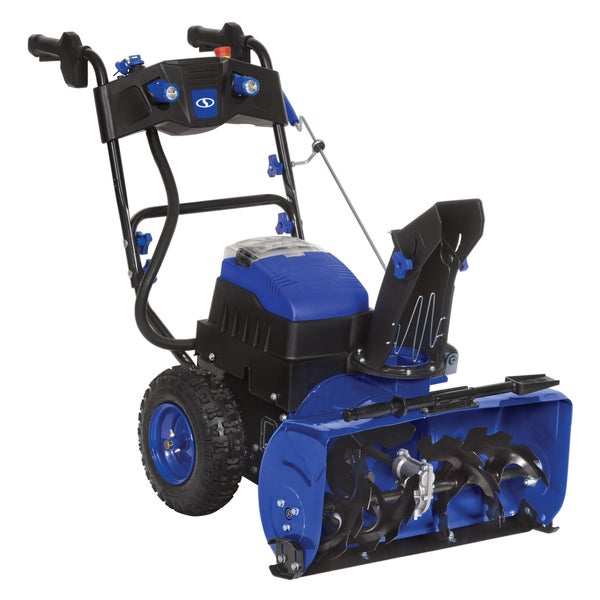 Snow Joe iON Cordless Two-Stage 3-Speed + Reverse Digital Drive Snow Blower (Core Tool) 20139766