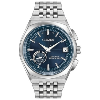 Citizen Eco-Drive CC3020-57L Men's Satellite Wave GPS Stainless Steel Watch