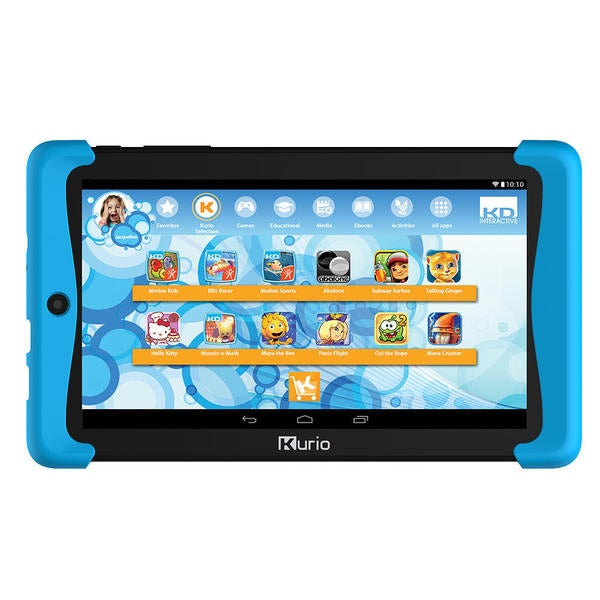 Kurio Xtreme 2 Special Edition Kid Tablet, Blue