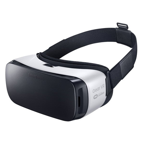 Samsung Gear Virtual Reality R322 Powered by Oculus - White