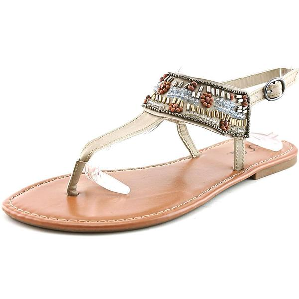 Sugar Women's 'Luv Spell 2' Man-Made Sandals