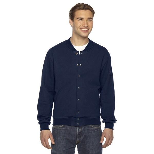 Unisex Flex Fleece Club Big and Tall Navy Jacket