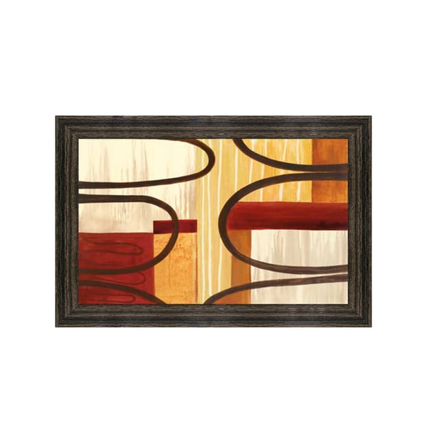 Maria Lobo-Crown One Framed Art