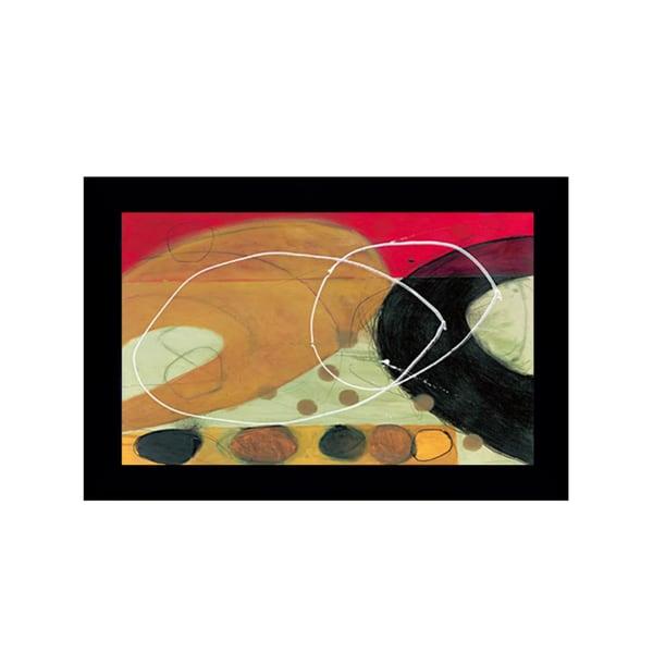 Todd Camp-Circular Dreaming Framed Art