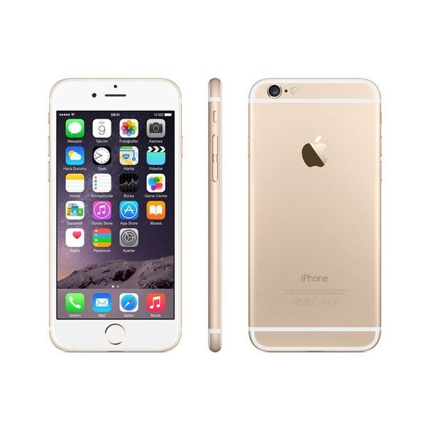 Apple iPhone 6 Plus Refurbished Unlocked GSM Smartphone