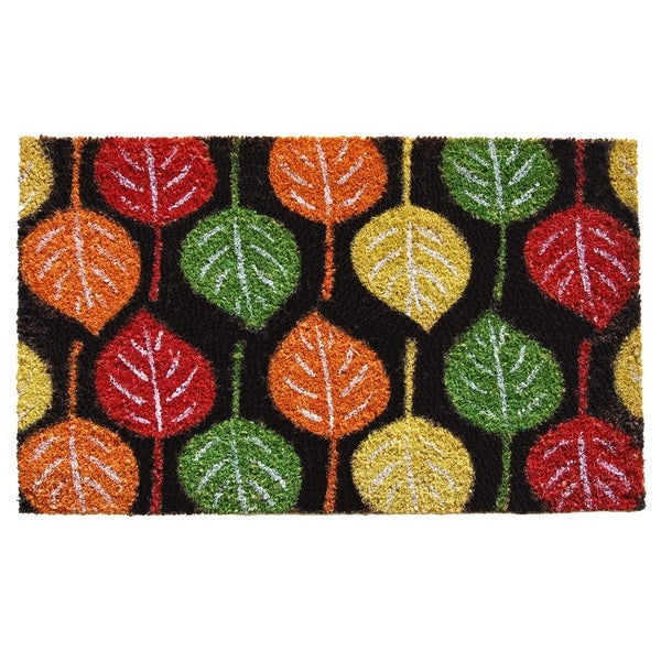 Broad Leaf Beauty Doormat (1'5 x 2'3) 20165792