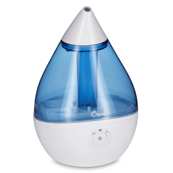 Crane EE-5302 1/2 Gallon Cool Mist Drop Humidifier