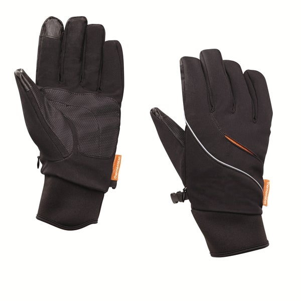 Thermatek ThermaGear Men's Black Polyester Medium Heated Gloves