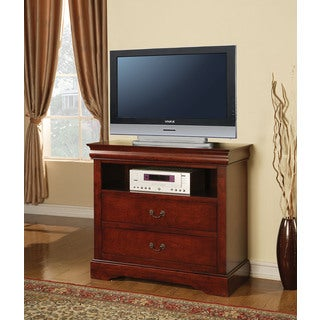 Cherry Louis Philippe III TV Console