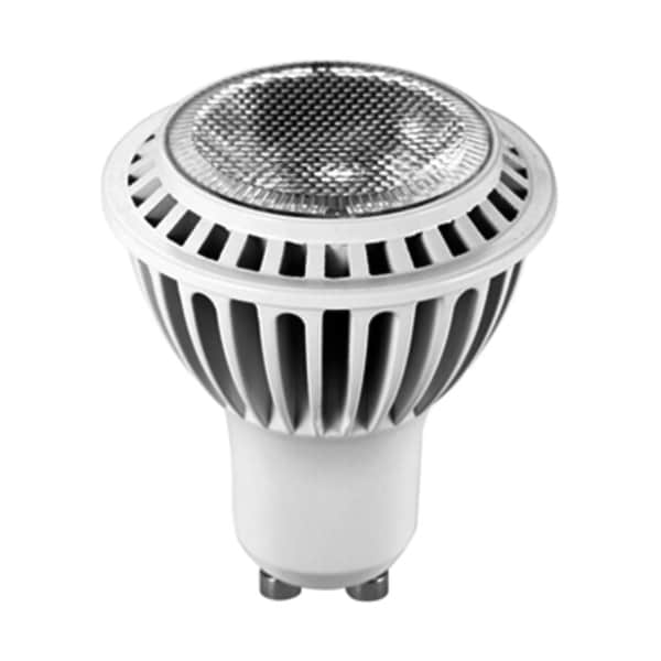 ProLED LED Light Bulb Warm White. Hi Quality GU10, 5W(=40W). 6 or 12 Pk.