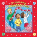 The Night Before Valentine's Day (Paperback)
