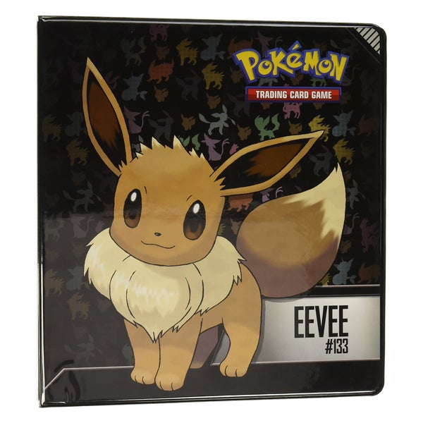 Ultra Pro Pokemon Eevee 2-inch 3-ring Binder