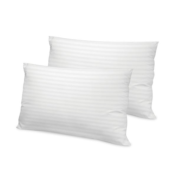 SwissLux Tencel 500 TC Down Alternative Pillows (Set of 2)