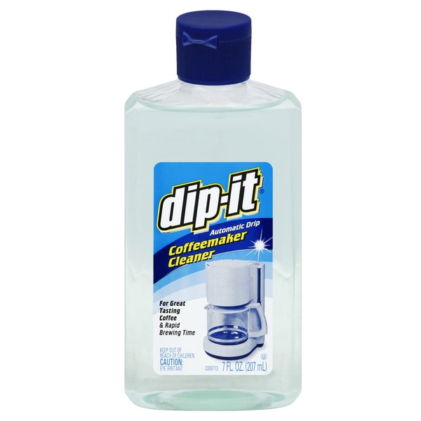Dip it 36320 7oz Dip-It Liquid Automatic Drip Coffeemaker Cleaner
