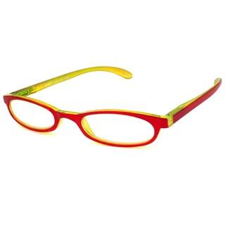 Nvu Eyewear Red Reading Glasses