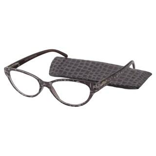Urbanspecs Readers Cateye Grey Reading Glasses