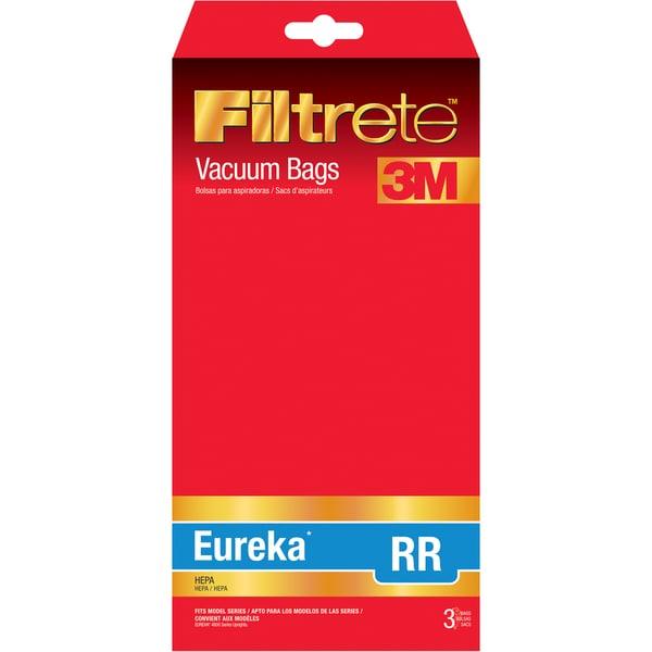 3M 67705-6 Eureka RR Hepa Filtrete Vacuum Bags 2-count 20217748