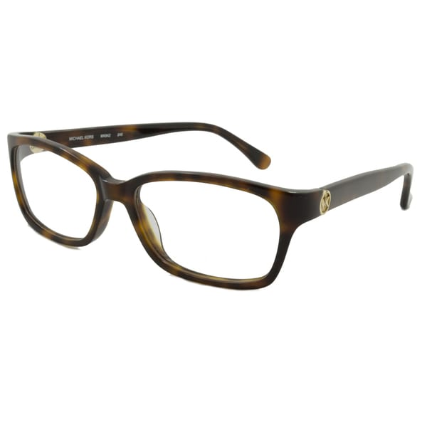 Michael Kors Readers Square Tortoise Reading Glasses