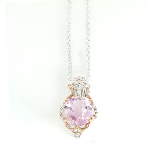 One-of-a-kind Michael Valitutti Kunzite Pendant