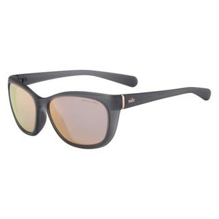Nike EV0760-007 Sport Grey With Rose Gold Flash Sunglasses