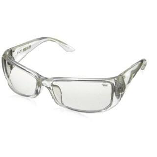 Black Flys FLYRIDER-CLR Sport Smoke Mirror Sunglasses