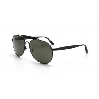 Giorgio Armani AR6022-3001R5 Aviator Light Green Sunglasses