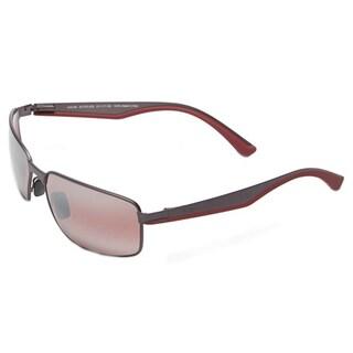 Maui Jim R709-02S Square Maui Rose Sunglasses