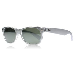 Ray-Ban RB2132-614440(55) Square Grey Silver Gradient Sunglasses