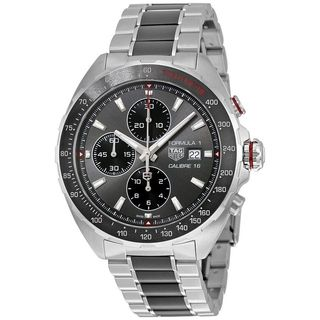 Tag Heuer Men's CAZ2012.BA0970 'Formula One' Chronograph Automatic Two-Tone Stainless steel and Ceramic Watch