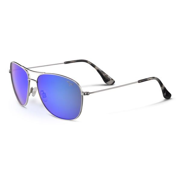 Maui Jim B247-17 Aviator Blue Hawaii Sunglasses
