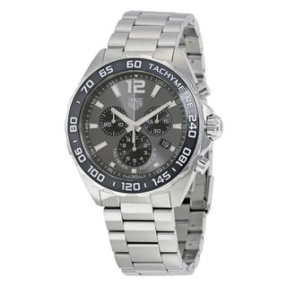 Tag Heuer Men's CAZ1011.BA0842 'Formula One' Chronograph Stainless Steel Watch