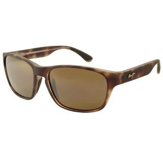 Maui Jim H721-10MR Wayfarer HCL Bronze Sunglasses