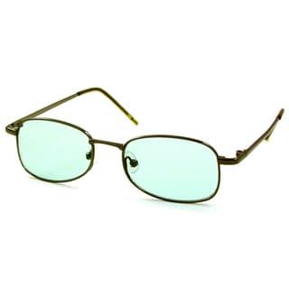 UrbanSpecs CC9135 - green Green Sunglasses