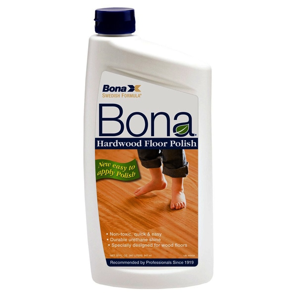 Bona WP500359001 Hardwood Floor Polish