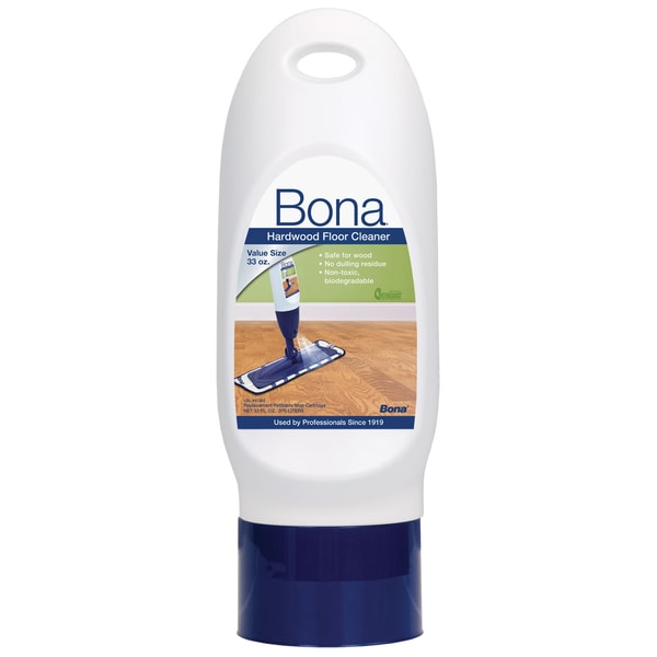 Bona WM700061001 33 Oz Hardwood Floor Cleaner