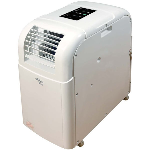 Soleus White 10,000 BTU 115-volt Portable Evaporative Air Conditioner With Remote Control 20222458