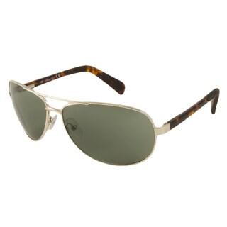Kenneth Cole KC7065-32N Aviator Green Sunglasses