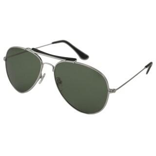 UrbanSpecs LR 89213-SIL Aviator G15 Sunglasses