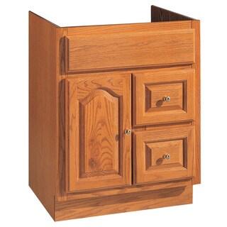 "Hardware House 419622 24"" X 18"" Oak Heritage Vanity"