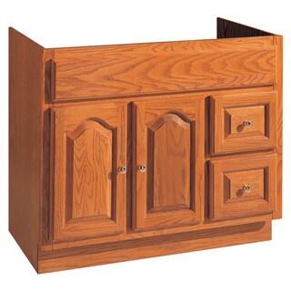 "Hardware House 419655 36"" X 18"" Oak Heritage Vanity"