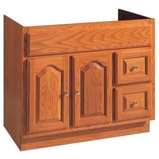 "Hardware House 419721 36"" X 21"" Oak Heritage Vanity"