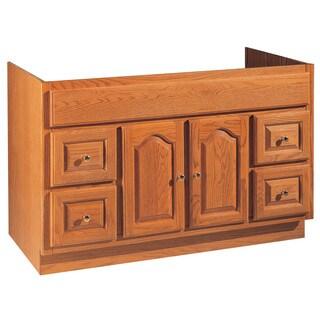 "Hardware House 419739 48"" X 21"" Oak Heritage Vanity"